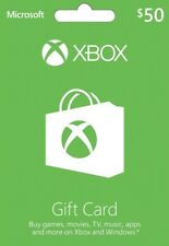 30$/50$/100$ XBOX Live US Gift Card USD - Email delivery