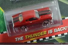 Model Motoring HO Candy Red T Jet 1967 CHEVELLE SS in Pack