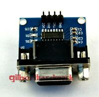 RS232 transferred to TTL Female Connector Adapter Terminal Module