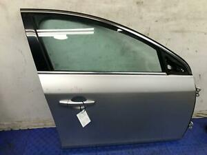 2011 - 2018 VOLVO S60 FRONT RIGHT PASSNEGER DOOR SHELL SWB SILVER *SCRATCHES*