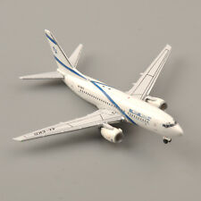 Inflight 1/500 Scale Boeing 737-700  Diecast Israel Airlines 4X-EKD Airplane Toy