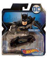 HOT WHEELS - DC COMICS BATMAN REBIRTH,Character Cars,1:64, NEW