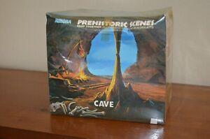 Aurora Prehistoric Scenes Cave boxed Factory Sealed 1972