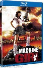"""BLU-RAY """"THE MACHINE GIRL"""" (Le Sang De La Vengeance Coule Dans Ses Veines) NEUF"""