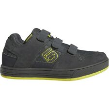 Five Ten Freerider Kids VCS Grey Six / Shock Yellow / Core Black  (Size UK 5)
