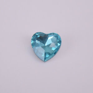 Glass Faceted Glass Crystal Rhinestone Heart Jewels Fancy Dress Beads Selection
