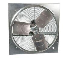 Dayton 28 X 28 115230v Medium Duty Direct Drive Exhaust Fan 10d962 New