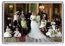 Prince Harry and Meghan Markle Royal Wedding Fridge magnet 07