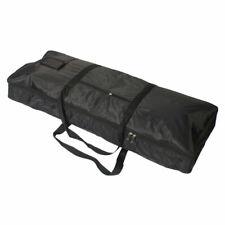 61 Key Music Electronic Keyboard Carry Case Bag Advanced Fabrics with side bag