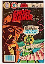 GHOST MANOR #55 (NM-) High Grade Bronze-Age Charlton Horror Comic March/1981