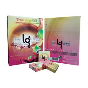 Condones / Preservativos INLOVE TRES AROMAS a ELEGIR