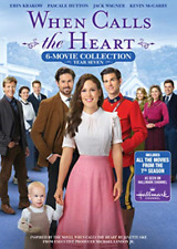 WHEN CALLS THE HEART: YEAR ...-WHEN CALLS THE HEART: YEAR SEVEN DVD NEW