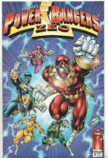 Image Comics - POWER RANGERS ZEO #1 - 1st Print - VF/NM (1996) Direct
