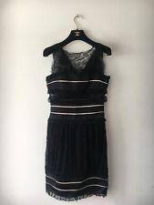 Chanel Lace Dress Size 34