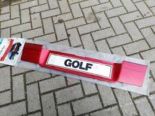VW Golf Mk3 GTI VR6 TDI syncro Oettinger HELLA/Talmu Red Lights Panel/Heckblende