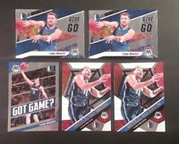 2019-20 Panini Mosaic LUKA  DONCIC LOT Got Game,Give and Go & Will to Win Insert
