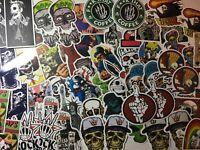 Skeleton Stickers Skateboard SUPER AMOUNT VARIETY ALL $.99 SALE!!