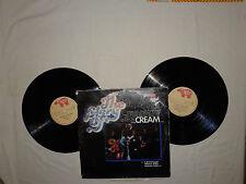 Cream  – The Story Of Cream - Disco 33 Giri LP DOPPIO Album Vinile ITALIA 1978