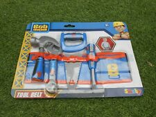 Bob The Builder Tool Belt with Tools Brand New & Sealed by Smoby