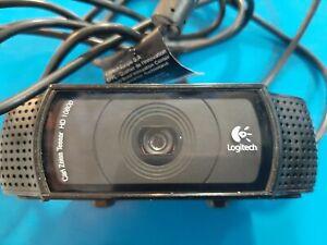 Logitech Webcam 1080p Carl Zeiss Tessar Optics