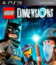 Lego Dimensions (PlayStation 3, PS3) - REPLACEMENT GAME ONLY - NEW - FREE SHIP™