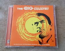 JEROME MOROSS - THE BIG COUNTRY [Soundtrack] CD