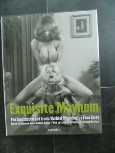 The Spectacular and Erotic Photography of Theo Ehret - Exquisite Mayhem