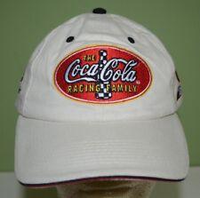 The Coca Cola Racing Family NASCAR 2003 Hat Cap Adjustable