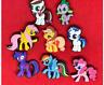 My Little Pony Shoe Charms for Crocs and Jibbitz Bracelets