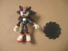 Shadow the Hedgehog Sonic Exclusive paint Comic book pack Action Figure Toy