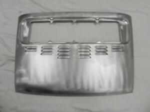 New 911/912/930 Aluminum Rear Engine Lid with Louvers - 1965-94*