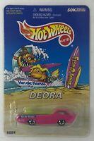 1997 Hot Wheels Van De Kamp's Fish-O-Saurs Deora Special Edition Rare 18584