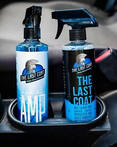 THE LAST COAT TLC2+ AMP shine lasts more then 6 months. Armor Protection shine