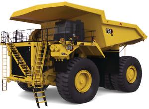 Caterpillar | NEW 1:50 | CAT 794 AC Mining Truck | Off-Highway | # CAT85670