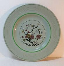 "Woods Ware Beryl, 10"" Apple Blossom Plate"