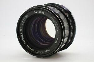 【 EXC++++ 】 PENTAX SMC Takumar 6x7 105mm F2.4 Lens For 67 67II From JAPAN