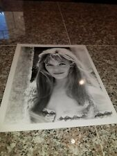 VINTAGE 8 X 10 PHOTOGRAPH FROM IRVING KLAWS ARCHIVES OF LAURA ANTONELLI LOT #1