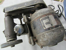 Vintage Atlas Tool Post Grinder Lathe Grinding Wheel 1/4 HP Model 10-450 USA