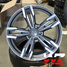 18 inch 433 Style Wheels Gunmetal Fits BMW 1 2 3 4 Series 328 330 335 M3 535 545