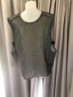 Amazing! SCANLAN THEODORE  TOP / Vest , Size 12, BNWOT, RRP$350