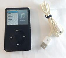 Apple A1238 iPod Classic 160GB Black 5th Generation