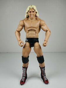 "WWF WWE Wrestler Elite Ric Flair 7"" Wrestling Action Figure 2011 Mattel"