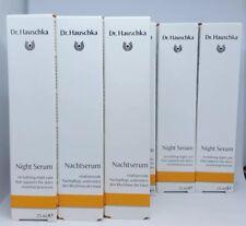 6 x Dr Hauschka Autentico Organico Notte Siero 25 Ml Nuovo