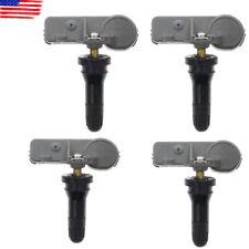 4pcs For  Tire Pressure TPMS Sensor Set For Cadillac ATS CTS Escalade SRX XTS