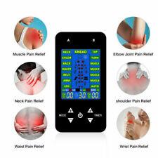 New Electrical Unit Machine Massager Pulse Muscle Stimulator Back Pain Therapy
