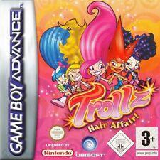 Nintendo GameBoy Advance Spiel - Trollz: Hair Affair! mit OVP sehr guter Zustand