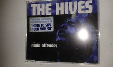 the hives main offender cd single