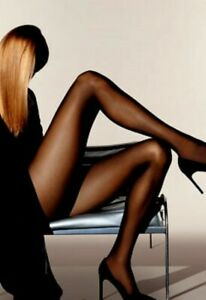 Q XL Peavey Black Pantyhose Work Play Lingerie Sexy Celebrity Hooters Uniform