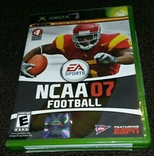 NCAA Football 07 - Original Xbox Game
