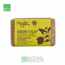 Najel Savon d'Alep Natural Aleppo Soap Lemon 100g